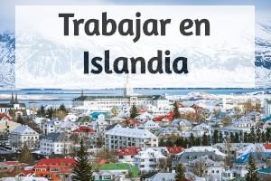 Trabajar en Islandia