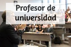 profesor de universidad destacada