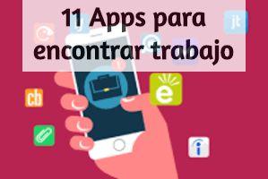 11 apps para encontrar empleo