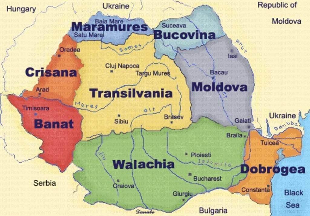 trabajar en rumania